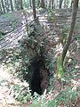 Krim Cave Slovenia - mouth.JPG