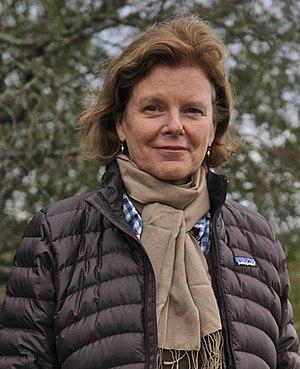 Kris Tompkins - Tompkins in 2012