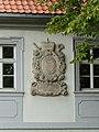 Kronach - Bürgerspital - Schönborn-Wappen - 2014-08.jpg