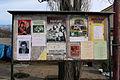 Kulturní dům Barikádníků - plakáty s programem.JPG