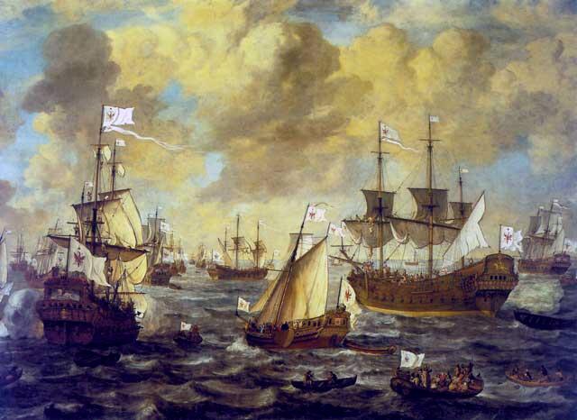 Kurbrandenburgi Navy