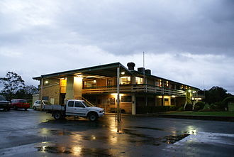 Kyogle - Kyogle Golf Club House