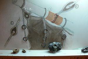 Kyrenia Schiffswrackmuseum - Takelage 1.jpg