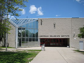 L'Amoreaux Collegiate Institute.JPG