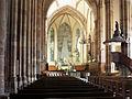 L'intérieur d'Eglise Saint-Thomas, Strasbourg.jpg