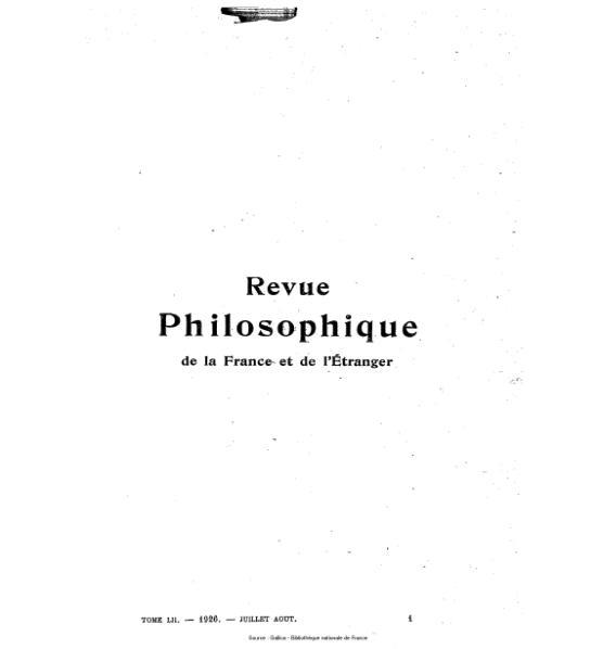 File:Lévy-Bruhl - Revue philosophique de la France et de l'étranger, 102.djvu