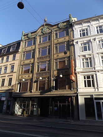Løvenborg - The Løvenborg building