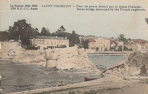 L1996 - Lagny-sur-Marne - Pont de Pierre.jpg