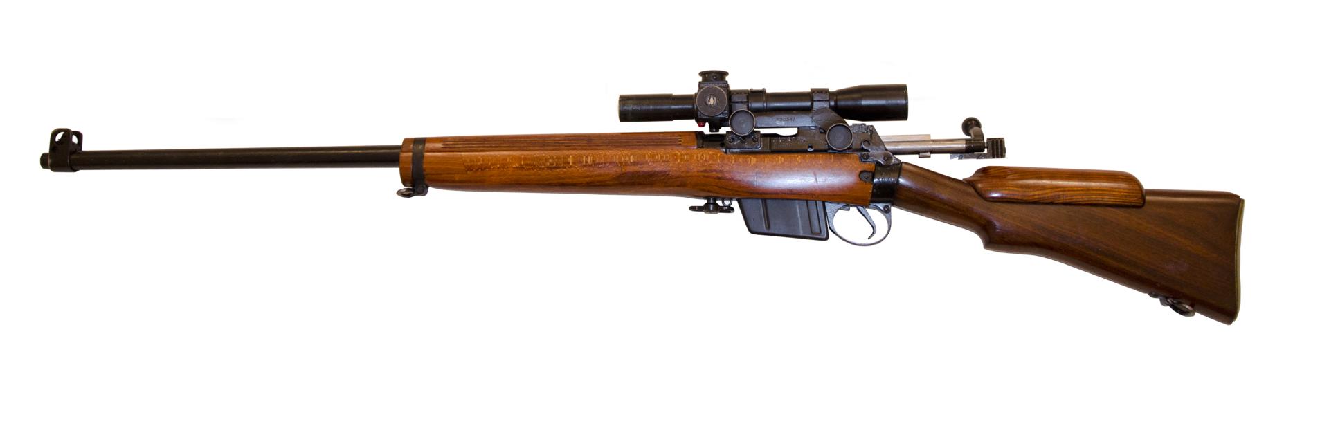 L42A1 Sniper Rifle