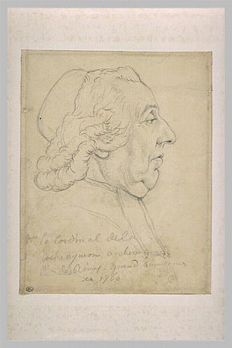 Pierre-Simon-Benjamin Duvivier - Image: LA ROCHE AYMON, Charles Antoine de by Duvivier