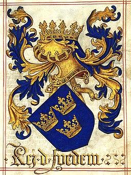LDAM (f. 030) Rei da Suecia