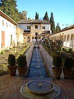 قصر الحمراء أو مجد الأندلس الضائع  150px-La_Alhambra_de_Granada-Espana1386