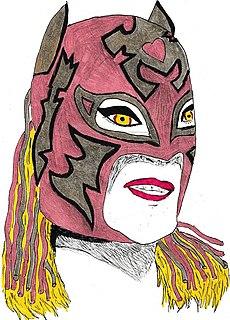 La Metálica Mexican female professional wrestler