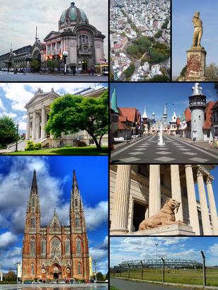 Come arrivare a La Plata con i mezzi pubblici - Informazioni sul luogo