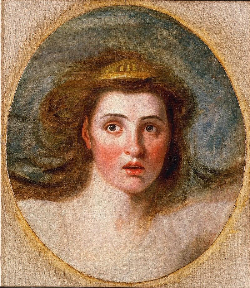 Lady Emma Hamilton (1765-1815) as Cassandra RMG BHC2261.jpg