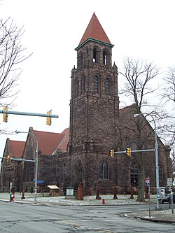 Lafayette Avenue Presbyterian Church Dec 09.JPG