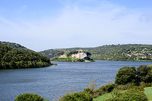 Isili - Lake Barrocus