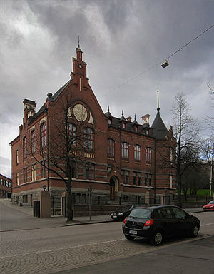 Lahti - yhteiskoulu