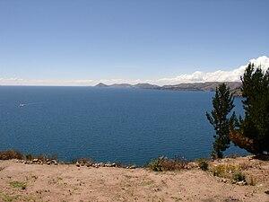 English: Lake Titicaca, Bolivia.