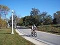 Lake front bike trail.JPG