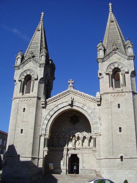 Lalouvesc - basilique Saint-Régis