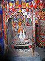 Lalung Gompa Manjushri statue.jpg