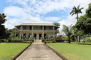 Lamentin Commune in Guadeloupe, France