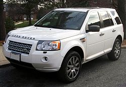 2008 Land Rover LR2 (US)