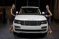 Land Rover at the 2013 Dubai Motor Show (10816702456).jpg