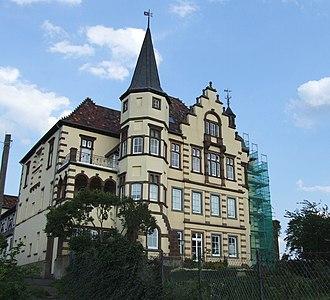 Dattenberg - Image: Landhaus Burg Dattenberg