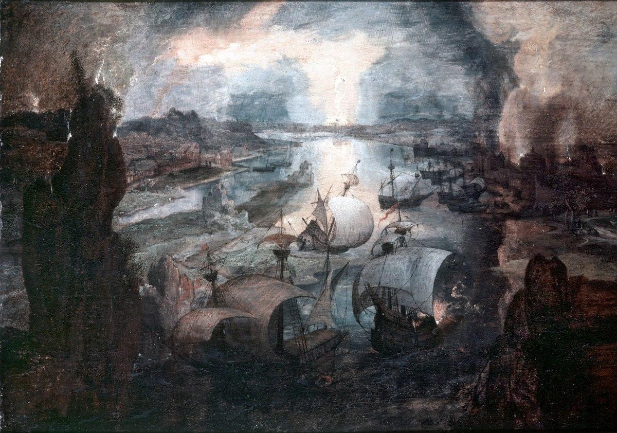 U0152uvre Peint De Pieter Brueghel L U0026 39 Ancien  U2014 Wikip U00e9dia