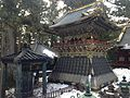 Lantern and Drum Tower of Nikko Tosho Shrine.JPG