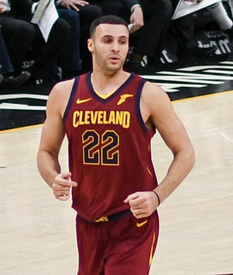 Larry Nance Jr. - Nance Jr. with the Cavaliers in 2018