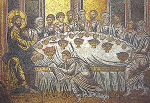 last supper wikipedia