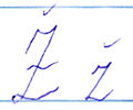Latvian alphabet zh.jpg