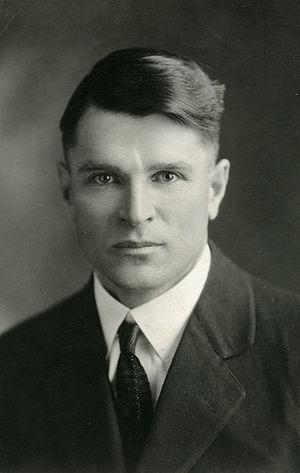 Laudas Joly - Image: Laudas Joly MLA St . Paul (ca. 1921 1935) (16680987600)