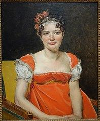 Portrait de Laure-Emilie-Felicite David, La Baronne Meunier