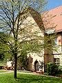 Lautenbach, Wallfahrtskirche Mariä Königin, Pfarramt.jpg