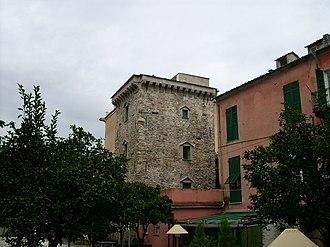 Lavagna - Torre del Borgo in Lavagna.