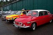 Různé automobily Tatra