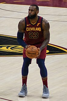 LeBron James with Cleveland 2018.jpeg