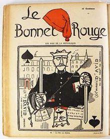 "Le Bonnet Rouge: ""Los reyes de la República"""