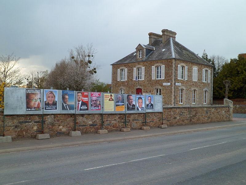 Mairie  du Hommet-d'Arthenay
