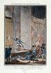 Le brave Maillard va chercher sur une planche suspendue au-dessus du fossé de la Bastille, les propositions des assiégés.png