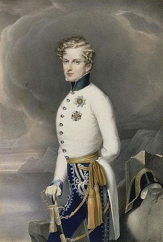 Napoleon II - Image: Le duc de Reichstadt