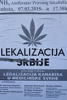Cannabis and international law