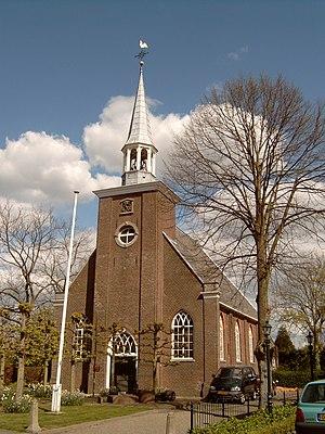 Leimuiden - Leimuiden, church