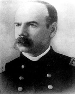 Leonard G. Shepard Chief of the Revenue Cutter Service