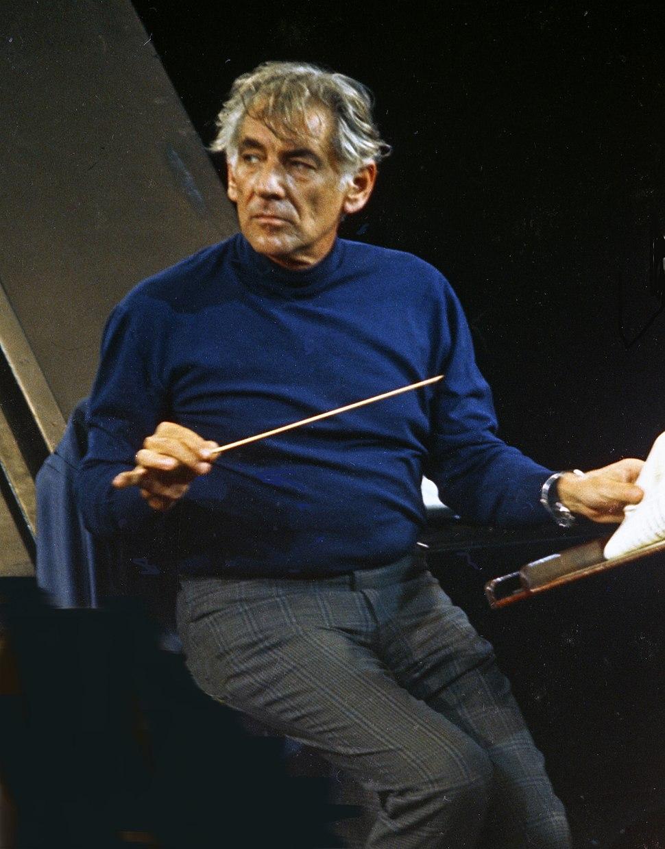Leonard Bernstein Allan Warren