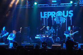 Leprous at Wacken Open Air 2013.jpg
